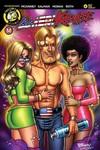 Amerikarate #4 (Cover C - Perillo Sexy Time)