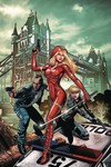 Grimm Fairy Tales Red Agent Human Order #8 (Cover A - Chen)