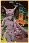Mother Panic #4 (Crystal Variant Cover Edition)