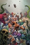 Scooby Apocalypse #10 (Paquette Variant Cover Edition)