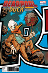 Deadpool The Duck #3 (of 5) (Connecting C Variant Cover Edition)