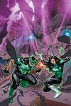 Green Lanterns #21 (Lupacchino Variant Cover Edition)