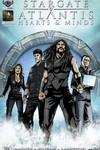 Stargate Atlantis Hearts & Minds #1 (Larocque Cover)
