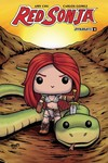 Red Sonja #4 (Cover D - Funko Meents)