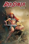 Red Sonja #4 (Cover E - Rubi Subscription Variant)