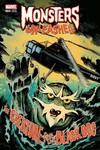 Monsters Unleashed #5 (of 5) (Francavilla 50s Movie Poster Variant Cover Edition)