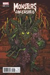 Monsters Unleashed #5 (of 5) (Superlog Variant Cover Edition)