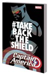 Captain America Sam Wilson TPB Vol. 04 #takebacktheshield