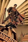 Green Arrow #28 (Grell Variant Cover Edition)