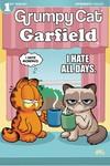 Grumpy Cat Garfield #1 (of 3) (Cover D - Fleecs)