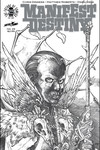 Manifest Destiny #29 (Cover C - Spawn Month Black & White Variant Cover Edition)