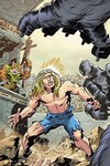Kamandi Challenge #1 (of 12) (Giffen Variant Cover Edition)