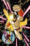 Future Quest #8 (Johnson Variant Cover Edition)