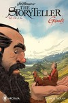 Jim Henson Storyteller Giants #1 (Mora Variant Cover Edition)