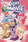 My Little Pony Movie Prequel #1 (Retailer 10 Copy Incentive Variant Cover Edition)