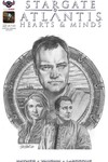 Stargate Atlantis Hearts & Minds #2 (Limited Dan Parsons B&W Cover)