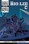 Nancy Drew Hardy Boys #4 (Cover B - Bullock)