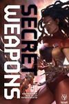 Secret Weapons #1 (Cover B - Djurdjevic)