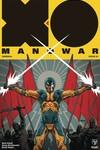 X-O Manowar (2017) #4 (Cover B - Johnson)