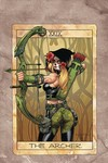 Grimm Fairy Tales Robyn Hood Tarot One Shot (Cover C - Ortiz)
