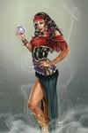 Grimm Fairy Tales #7 (Cover C - Krome)