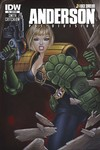 Judge Dredd Anderson Psi Division #3 (Subscription Variant)