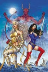 Grimm Fairy Tales vs. Wonderland #4 (of 4) (Cover A - Malsuni)