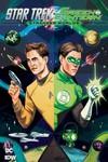 Star Trek Green Lantern Vol. 2 #3 (Subscription Variant)