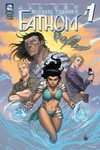 All New Fathom #1 (Cover A - Renna)