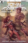 John Carter The End #1 (Cover C - Rubi)