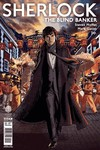 Sherlock Blind Banker #2 (of 6) (Cover A - Millidge)
