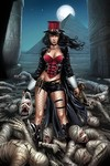 Grimm Fairy Tales Van Helsing vs. The Mummy of Amun Ra #2 (of 5) (Cover A - Otero)