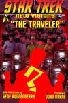 Star Trek New Visions #15 The Traveler