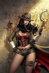 Grimm Fairy Tales Van Helsing vs. The Mummy Of Amun Ra #4 (of 5) (Cover C - Salonga)