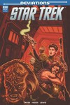 Star Trek Deviations (Retailer 10 Copy Incentive Variant Cover Edition)