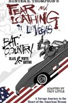 Hunter S Thompson Fear & Loathing Bat Country B&W HC