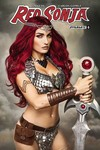 Red Sonja #3 (Cover D - Cosplay)