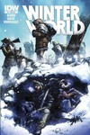Winterworld #4 (Subscription Variant)