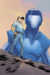 Mech Cadet Yu #1 (of 4) (Cover B - Subscription Connecting Variant)