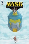 MASK Mobile Armored Strike Kommand #7 (Subscription Variant B)