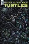 Teenage Mutant Ninja Turtles #70 (Subscription Variant)