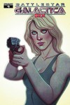 Battlestar Galactica Six #4 (of 5) (Frison Cover)