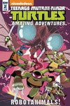 Teenage Mutant Ninja Turtles Amazing Adventures Robotanimals #2 (of 3) (Cover A - Thomas)