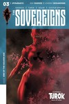 Sovereigns #3 (Cover A - Segovia)