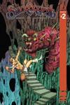 Swordquest #2 (Cover B - Perez)