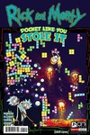 Rick & Morty Pocket Like You Stole It #1 (of 5) (Main Variant Cover Edition)