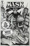 MASK Mobile Armored Strike Kommand #3 (Artist Edition Variant)