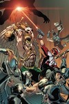 Death of Hawkman #3 (of 6)