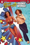 Wonder Woman Bionic Woman 77 #1 (of 6) (Cover B - Ross)