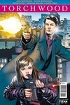 Torchwood 2 #1 (Cover D - Johnson)